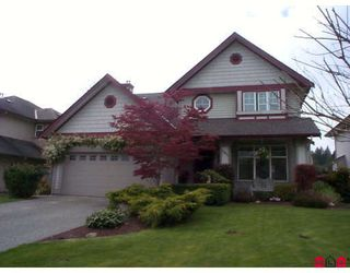 "Photo 1: 10885 155TH Street in Surrey: Fraser Heights House for sale in ""FRASER HEIGHTS"" (North Surrey)  : MLS®# F2813036"