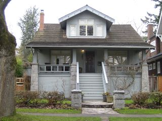 Photo 1: 3821 34th  Ave. W. in Vancouver: Dunbar House for sale (Vancouver West)  : MLS®# V627197