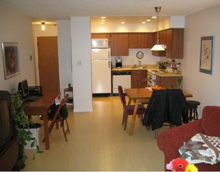 "Photo 5: # 106 - 1169, 8th Avenue in New Westminster: Moody Park Condo for sale in ""Fraser Gardens"" : MLS®# V696487"