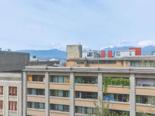 Photo 14: 801 150 E CORDOVA Street in Vancouver: Downtown VE Condo for sale (Vancouver East)  : MLS®# R2416425