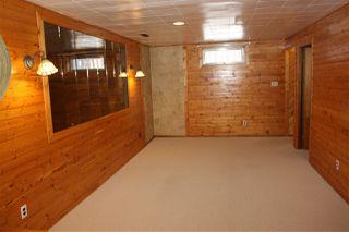 Photo 20: 110 Hillside Court: Millet House for sale : MLS®# E4180598
