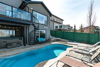 Photo 43: 366 COWAN Crescent: Sherwood Park House for sale : MLS®# E4195119