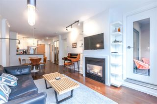 "Photo 11: 500 1226 HAMILTON Street in Vancouver: Yaletown Condo for sale in ""Greenwich Place"" (Vancouver West)  : MLS®# R2454174"