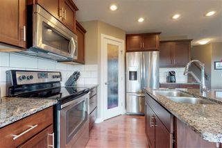 Photo 11: 5140 GODSON Close in Edmonton: Zone 58 House Half Duplex for sale : MLS®# E4197238