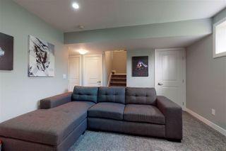 Photo 27: 5140 GODSON Close in Edmonton: Zone 58 House Half Duplex for sale : MLS®# E4197238