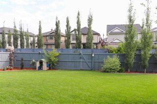 Photo 30: 5140 GODSON Close in Edmonton: Zone 58 House Half Duplex for sale : MLS®# E4197238