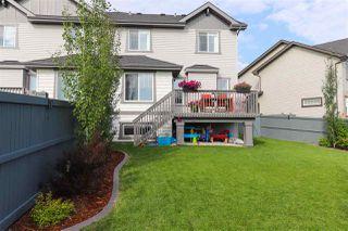 Photo 29: 5140 GODSON Close in Edmonton: Zone 58 House Half Duplex for sale : MLS®# E4197238