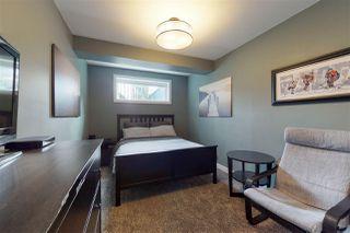 Photo 28: 5140 GODSON Close in Edmonton: Zone 58 House Half Duplex for sale : MLS®# E4197238