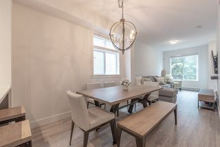 """Photo 3: 6 9718 161A Street in Surrey: Fleetwood Tynehead Townhouse for sale in """"CANOPY"""" : MLS®# R2457524"""