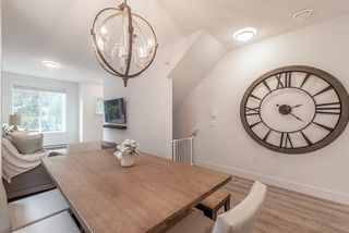 """Photo 4: 6 9718 161A Street in Surrey: Fleetwood Tynehead Townhouse for sale in """"CANOPY"""" : MLS®# R2457524"""