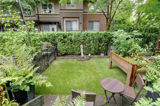 """Photo 33: 45 100 KLAHANIE Drive in Port Moody: Port Moody Centre Townhouse for sale in """"INDIGO"""" : MLS®# R2472621"""