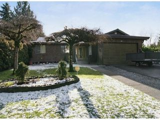 Photo 1: 32354 MALLARD Place in Mission: Mission BC Home for sale ()  : MLS®# F1228081