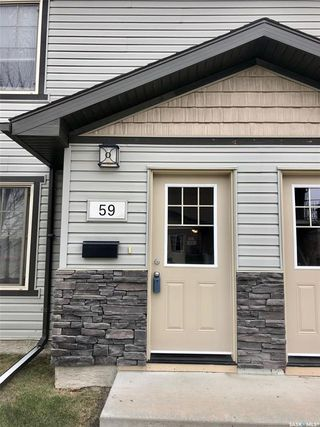Photo 2: 59 5031 James Hill Road in Regina: Harbour Landing Residential for sale : MLS®# SK833132