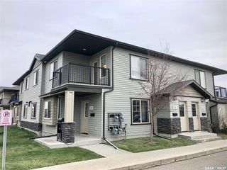 Photo 1: 59 5031 James Hill Road in Regina: Harbour Landing Residential for sale : MLS®# SK833132