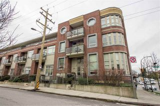 Photo 2: 206 2828 MAIN STREET in Vancouver: Mount Pleasant VE Condo for sale (Vancouver East)  : MLS®# R2240754