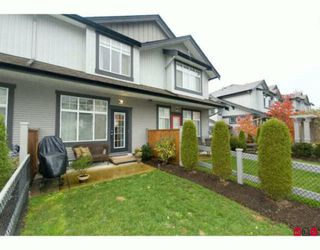 "Photo 10: 8 18828 69TH Avenue in Surrey: Clayton Townhouse for sale in ""STARPOINT"" (Cloverdale)  : MLS®# F2925562"