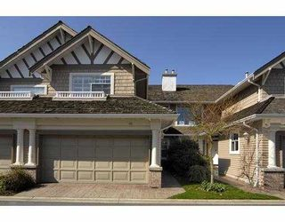 """Photo 1: 5531 CORNWALL Drive in Richmond: Terra Nova Townhouse for sale in """"QUILCHENA GREEN"""" : MLS®# V638558"""