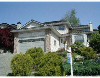 "Photo 1: 2547 FUCHSIA Place in Coquitlam: Summitt View House for sale in ""SUMMITT VIEW"" : MLS®# V641212"