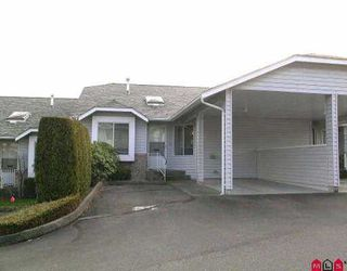 "Photo 1: 54 2989 TRAFALGAR ST in Abbotsford: Central Abbotsford Townhouse for sale in ""SUMMER WYNDE"" : MLS®# F2604247"