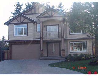 "Photo 1: 8690 E TULSY in Surrey: Queen Mary Park Surrey House for sale in ""Queen Mary Park Surrey"" : MLS®# F2805047"