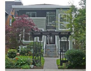 Photo 1: 3038 W 15TH Avenue in Vancouver: Kitsilano House for sale (Vancouver West)  : MLS®# V715326