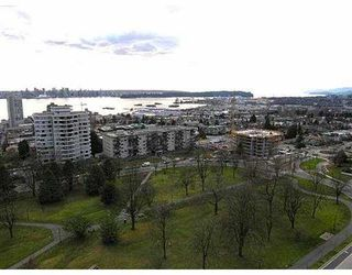 "Photo 4: 1603 114 W KEITH Road in North_Vancouver: Central Lonsdale Condo for sale in ""ASHBY HOUSE"" (North Vancouver)  : MLS®# V631918"