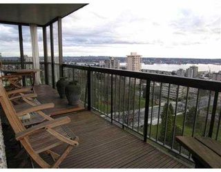 "Photo 6: 1603 114 W KEITH Road in North_Vancouver: Central Lonsdale Condo for sale in ""ASHBY HOUSE"" (North Vancouver)  : MLS®# V631918"