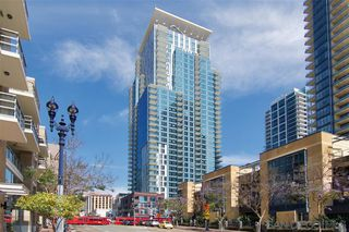 Photo 1: DOWNTOWN Condo for rent : 2 bedrooms : 1388 Kettner Blvd #2601 in San Diego