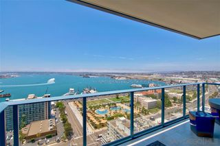 Photo 3: DOWNTOWN Condo for rent : 2 bedrooms : 1388 Kettner Blvd #2601 in San Diego