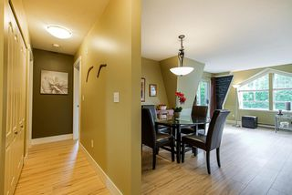 """Photo 9: 126 217 BEGIN Street in Coquitlam: Maillardville Townhouse for sale in """"PLACE FONTAINEBLEAU"""" : MLS®# R2404944"""