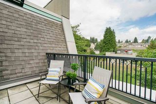 """Photo 17: 126 217 BEGIN Street in Coquitlam: Maillardville Townhouse for sale in """"PLACE FONTAINEBLEAU"""" : MLS®# R2404944"""