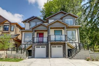 Main Photo: 1379 HAMES Crescent in Coquitlam: Burke Mountain House 1/2 Duplex for sale : MLS®# R2406975