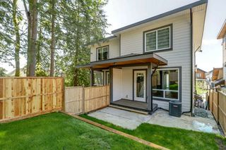Photo 18: 1379 HAMES Crescent in Coquitlam: Burke Mountain House 1/2 Duplex for sale : MLS®# R2406975