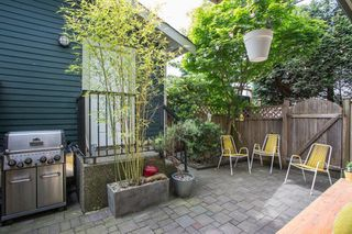 Photo 23: 1818 E GEORGIA STREET in Vancouver: Grandview Woodland Townhouse for sale (Vancouver East)  : MLS®# R2461279
