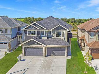 Main Photo: 5708 66 Street: Beaumont House Half Duplex for sale : MLS®# E4209320
