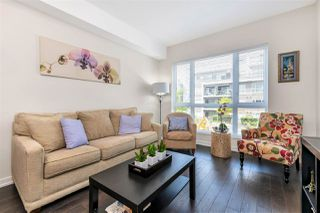 """Photo 2: 321 7008 RIVER Parkway in Richmond: Brighouse Condo for sale in """"Riva 3"""" : MLS®# R2488216"""