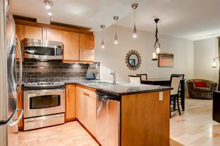 Photo 2: 206 817 15 Avenue SW in Calgary: Beltline Apartment for sale : MLS®# A1043773