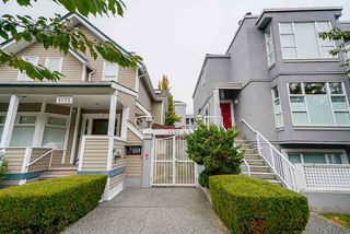 Photo 1: 309 1333 W 7TH AVENUE in Vancouver: Fairview VW Condo for sale (Vancouver West)  : MLS®# R2507318