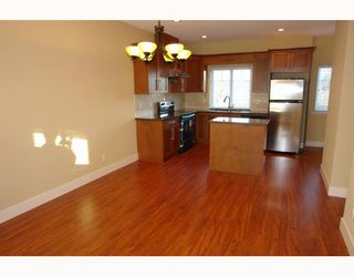 "Photo 4: 6 22386 SHARPE Avenue in Richmond: Hamilton RI Townhouse for sale in ""WESTMINSTER TERRACE"" : MLS®# V796335"