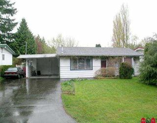 Photo 1: 2305 GRANT ST in ABBOTSFORD: Abbotsford West House for rent (Abbotsford)