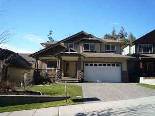 """Main Photo: 13431 240TH ST in Maple Ridge: Silver Valley House for sale in """"ROCK RIDGE"""" : MLS®# V868481"""