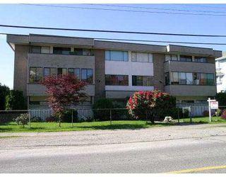"""Photo 1: 205 2036 COQUITLAM AV in Port Coquiltam: Glenwood PQ Condo for sale in """"BURKE VIEW MANOR"""" (Port Coquitlam)  : MLS®# V590606"""
