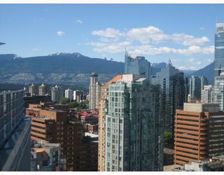 "Photo 1: 3202 1255 SEYMOUR Street in Vancouver: Downtown VW Condo for sale in ""ELAN"" (Vancouver West)  : MLS®# V711378"