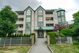 "Main Photo: 107 10128 132 Street in Surrey: Whalley Condo for sale in ""MELROSE GARDEN"" (North Surrey)  : MLS®# R2403125"
