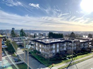 Photo 1: 412 809 FOURTH AVENUE in New Westminster: Uptown NW Condo for sale : MLS®# R2431971