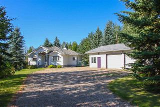 Photo 1: 2501 52 Avenue: Rural Wetaskiwin County House for sale : MLS®# E4210544
