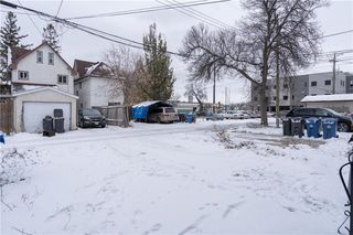 Photo 40: 277 Toronto Street in Winnipeg: West End Residential for sale (5A)  : MLS®# 202027196