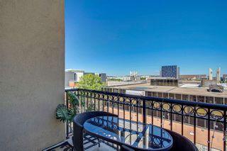 Photo 25: 506 10606 102 Avenue in Edmonton: Zone 12 Condo for sale : MLS®# E4222624