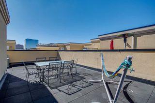 Photo 32: 506 10606 102 Avenue in Edmonton: Zone 12 Condo for sale : MLS®# E4222624
