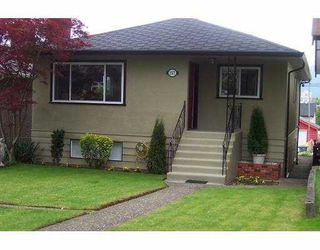 Main Photo: 2517 E 19TH Ave in Vancouver: Renfrew Heights House for sale (Vancouver East)  : MLS®# V646444